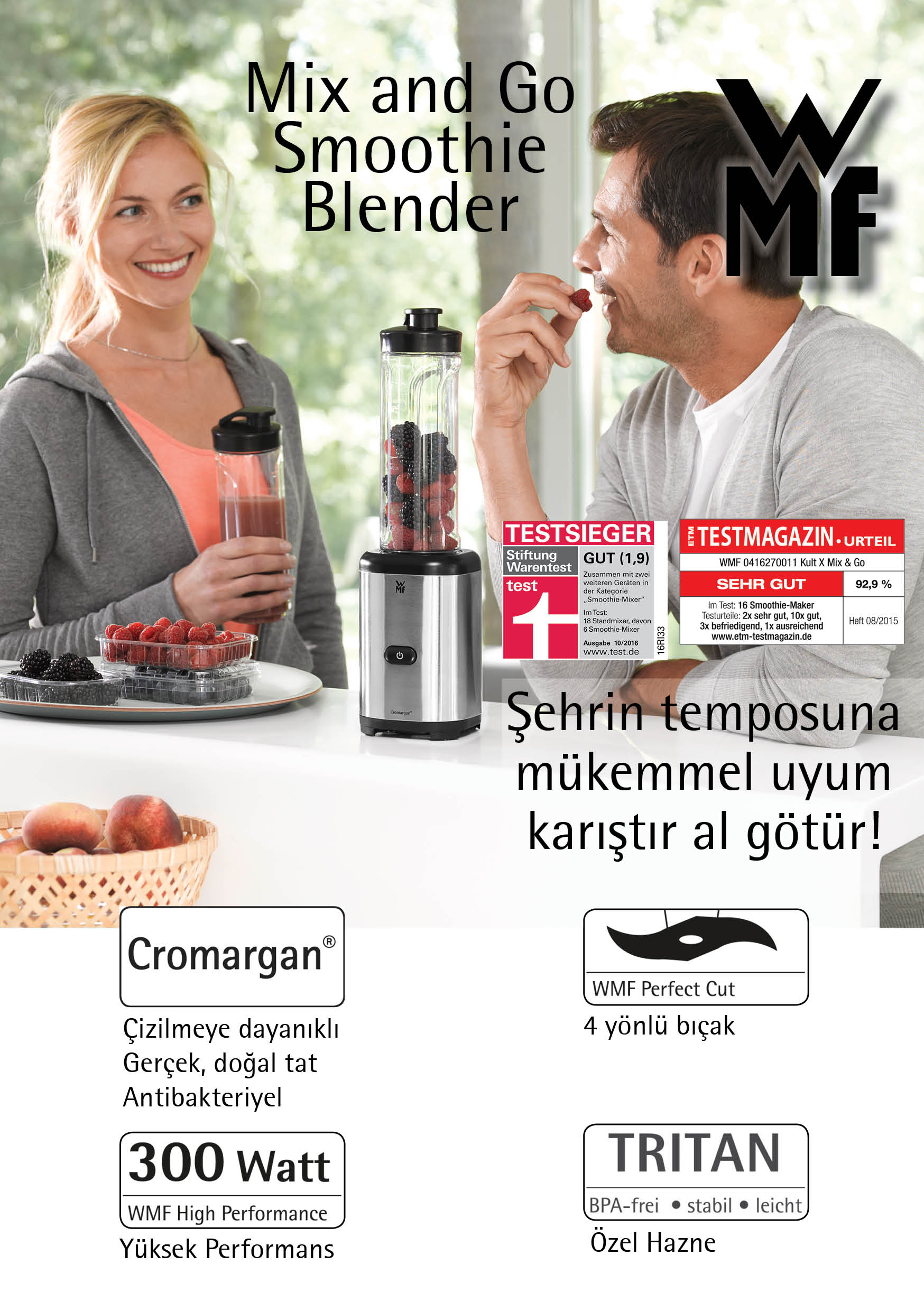 WMF Mix&Go Smoothie Blender